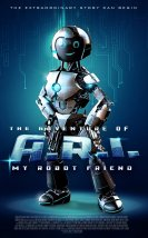 The Adventure of A.R.I. My Robot Friend-Seyret